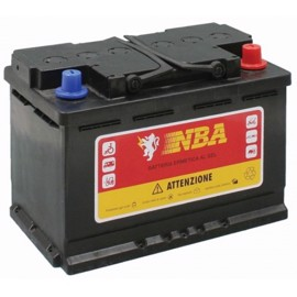 NBA GEL-batteri 50Ah