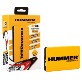 Hummer H3 Booster / Powerbank 300A