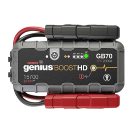 Noco Genius GB70 Boost HD Jumpstart 12V (2000A)