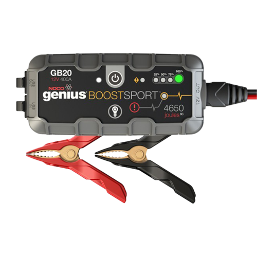 Noco Genius GB20 Boost Sport Jumpstart 400A