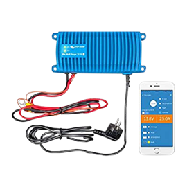 Victron Blue smart laddare batteriladdare 24 V 5 Ah Bluetooth