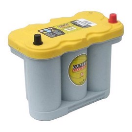 Varta Optima YELLOW TOP 66 Ah Bilbatteri 827-116