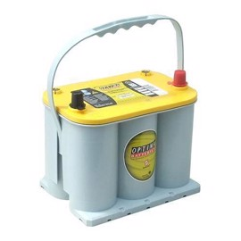 Varta Optima YELLOW TOP 48 Ah Bilbatteri 840-222