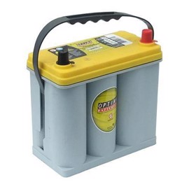 Varta Optima Yellow Top 38Ah bilbatteri 873-176
