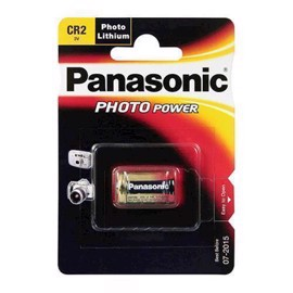 Panasonic CR2 3V foto/larm batteri