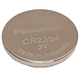 CR2325 Panasonic 3V litiumbatteri