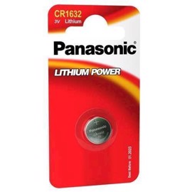 Panasonic CR1632 3V litiumbatteri